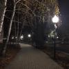 Морозы не помешают установить скамейки и урны в Омске и области
