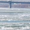 В Омской области на Иртыше тронулся лед