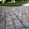 Мощение тротуарной плитки