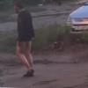 Мужчина без штанов снова взбудоражил омичей