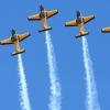 В Омской области лётчики проведут авиашоу