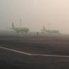 На несколько часов задерживаются вылеты рейсов из Омска