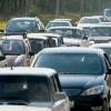 Физкультурники погрузили Омск в пробки