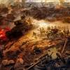 В Омске отмечают годовщину победы на Курской дуге