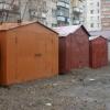 В Октябрьском округе Омска массово демонтируют гаражи