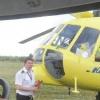 Посадкой медицинского вертолета на школьный стадион занялась прокуратура