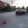При столкновении двух иномарок в Омске пострадал ребенок