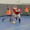 Команда губернатора проиграла в футбол омским студентам