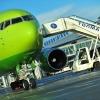Airbus A-320 компании S7 не смог приземлиться в Омске