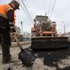 Омский Минстрой планирует отремонтировать все дороги Омска к 2025 году