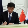 Мэры Омска и Маньчжурии заключили соглашение о сотрудничестве
