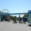 На «Зеленом острове» для активных омичей достроили мини-стадион