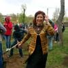 Аллея желаний появилась в Чкаловском поселке Омска