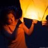 В День города снова запустят небесные фонарики