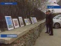 Картины из Улан-Удэ подъехали к Омску