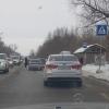 В Омске иномарка сбила двух пешеходов