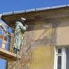 В Омске отремонтировали 46 многоэтажек