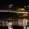 В центре Омска между мостами появится фонтан с подсветкой