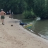 В Омске рыбаки выловили из реки труп мужчины