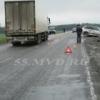 На трассе Тюмень – Омск при обгоне столкнулись две иномарки