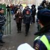 В омскую школу проникли боевики от мэрии