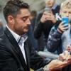 Экс-игрок сборной Испании Риера пообщается с юными футболистами Омска