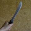 В Омской области 58-летняя женщина порезала мужчину ножом