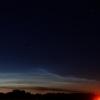 Серебристые облака над Омском — редкое и красивое явление