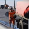 С четырех часов утра дорожники выходят мыть омские улицы