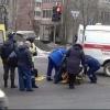 Маршрутка с пассажирами сбила женщину в Омске