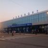 Омский аэропорт принял в июле максимальное число пассажиров