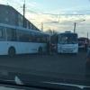 Столкновением двух автобусов в Омске заинтересовался СКР