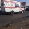 Водитель маршрутки задавил пешехода в Омске
