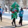 Победителем Рождественского полумарафона вновь стала омичка Марина Ковалева