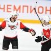 Омский «Авангард» обыграл новую команду своего бывшего голкипера