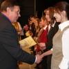 В Омске наградили 50-тысячного клиента банка