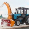 Выбираем лучшее снегоуборочное оборудование