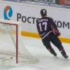 В Омске Владимир Соботка забросил две шайбы подряд в матче против «Северстали»