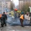 Ремонт дорог в Омске завершится до 31 октября