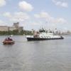В Омске поиски двух пассажиров затонувшей яхты временно прекращены