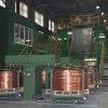 В Омске электромонтер распиливал медные индукторы и выносил по частям