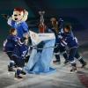 В Омске открылся 10-й Международный детский турнир хоккейных команд КХЛ «Кубок Газпром нефти»