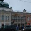 Ремонт Любинского проспекта в Омске продолжается и в морозы