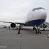 В Омском аэропорту багаж будут паковать в контейнеры