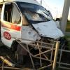 В ДТП со скорой помощью пострадали две омички