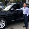 Омский спортсмен Тищенко похвастался в инстаграме новым автомобилем