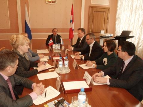 Встреча в Минпроме