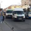В Омске после восьми вечера работает 60% единиц транспорта