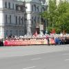 Более 30 тысяч человек прошли в омском «Бессмертном полку»