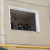 В омской девятиэтажке вылетели окна
